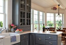cape cod kitchen and dinings