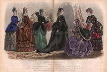 1869s fashion plates