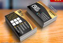 Cartões visita i9life