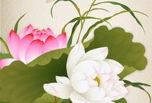 Китайские рисунки. Chinese art.