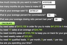 Sales and Marketing Tracking Software / Profit Finder Pro Software, a CRM for tracking leads, sales and marketing.