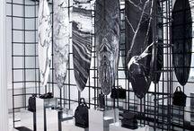 design store black white
