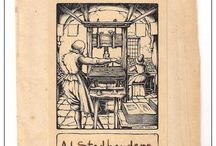 Anton Pieck ex Libris