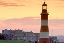 Lighthouses / by Gary Free