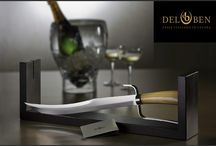 Delben Champagne Sabre / If ever there were an Excalibur of champagne sabres, it would be this: the Del Ben, a masterpiece of Italian champagne sabresmithing with a handle made of pure Egyptian buffalo horn. - See more at: http://sonomachampagnesabres.com/product/del-ben-champagne-sabre/#sthash.DwAihAe7.dpuf