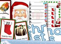 Christmas Teaching Resources / A great selection of time-saving Christmas themed teaching resources