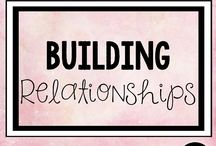Building Relationships / Tips and tricks to develop meaningful student/ teacher relationships, keep your classroom positive, and build a classroom community. For Pre K-5th grade and SLP classroom|Classroom Community|Classroom Relationships| Elementary Classroom|SLP|Elementary Education|#SLP #ElementaryEducation #Classroom
