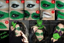 Makeups & Tutorials! / yt: www.youtube.com/c/LadyDeathSix