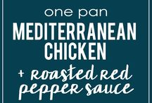 Chicken Recipes / Chicken this way, chicken that way--CHICKEN every way!