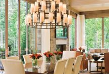 Eye-catching Dining rooms
