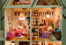 Doll house / by Denise Brown