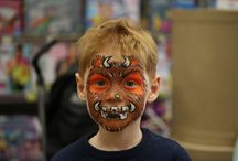 World Book Day - Face Painting / Find some fab inspiration for your World Book Day dressing up project!