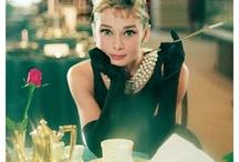 Audrey Hepburn / by Christine Gassman