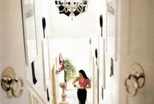 For the Home:  Halls & Stairs