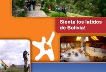 Your next Bolivian destination! / The most important tourist destinations in Bolivia, just waiting for you! More info: http://bit.ly/travelactivities