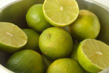 Limoen / Limoensiroop