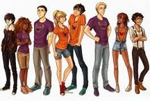 PJO and HoO / From Percy Jackson and The Olympiians to Heroes of Olympus