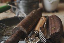 Antique & Vintage kitchenware