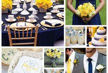 A Squared Wedding Ideas 5-30-15 / by Lauren Cyphert