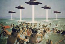 UFOs / Love aliens