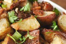 Potato Salad / Balsamic potato salad