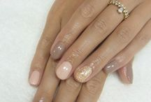 Nail art  / Creative nail art ideas :)