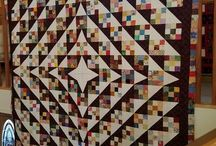 Beautiful Nine Patch/Scrappy Quilts