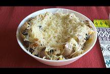 Oven baked  ( jacket) potatoes with. Cartofi la cuptor cu pui. Картошка в духовке с курицей.