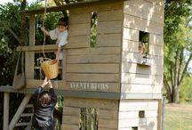 Jardin : idées de cabanes