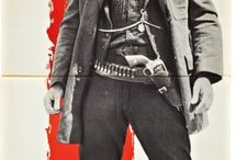 WESTERNS & WANTED POSTERS