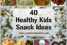Kids treats and snacks