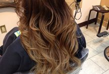 Hotheads tape extensions / by Mandy Price