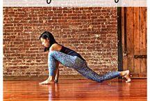 Karate and yoga