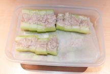 Apéros/pique-niques froids / des recettes simples, saines et sans prétention !