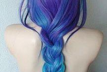 Dat hair <3