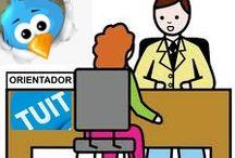 Tuitorientadores de Guardia / Imágenes y vídeos relacionados con la orientación educativa publicados desde la cuenta @Tuitorientador en Twitter (proyecto colaborativo activo entre 2012 y 2017)
