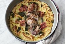 Jamie Oliver quick & easy meals