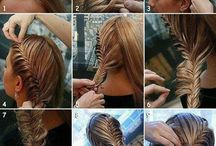 #HAIR.... Tutorials and more / by Haydee (I Follow Back)