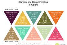 Stampin Up RGB