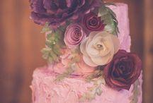 Wedding Cakes / Unique wedding cakes decor.