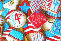4th of July Cookies / by Doreen Simpson