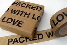 Marketing, Packaging & Wrapping  / by Mindy - Jane