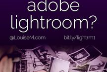 lightroom / tutorials and tips