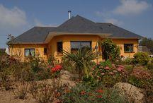 Une maison Trecobat haute en couleur ! / www.trecobat.fr