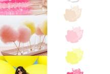 Color Palettes / by Amanda Johnson