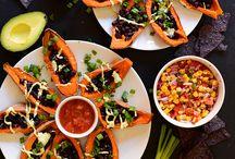 Food —Healthy & Delicious / Healthy meals, snacks, etc. / by Maggie Winters