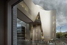 Musei e edifici culturali / Architettura di musei e edifici culturali
