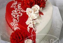cakes valentines day