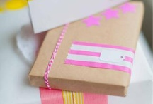 celebrate | gift wrapping