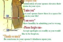 Islamic ways to better marriage